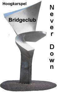 B.C. Never Down logo
